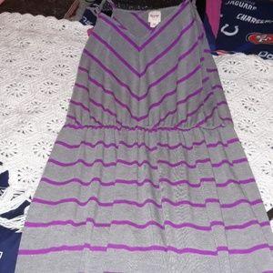 MOSSIMO BRAND TANK DRESS.